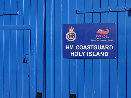 Holy Island Coastguard