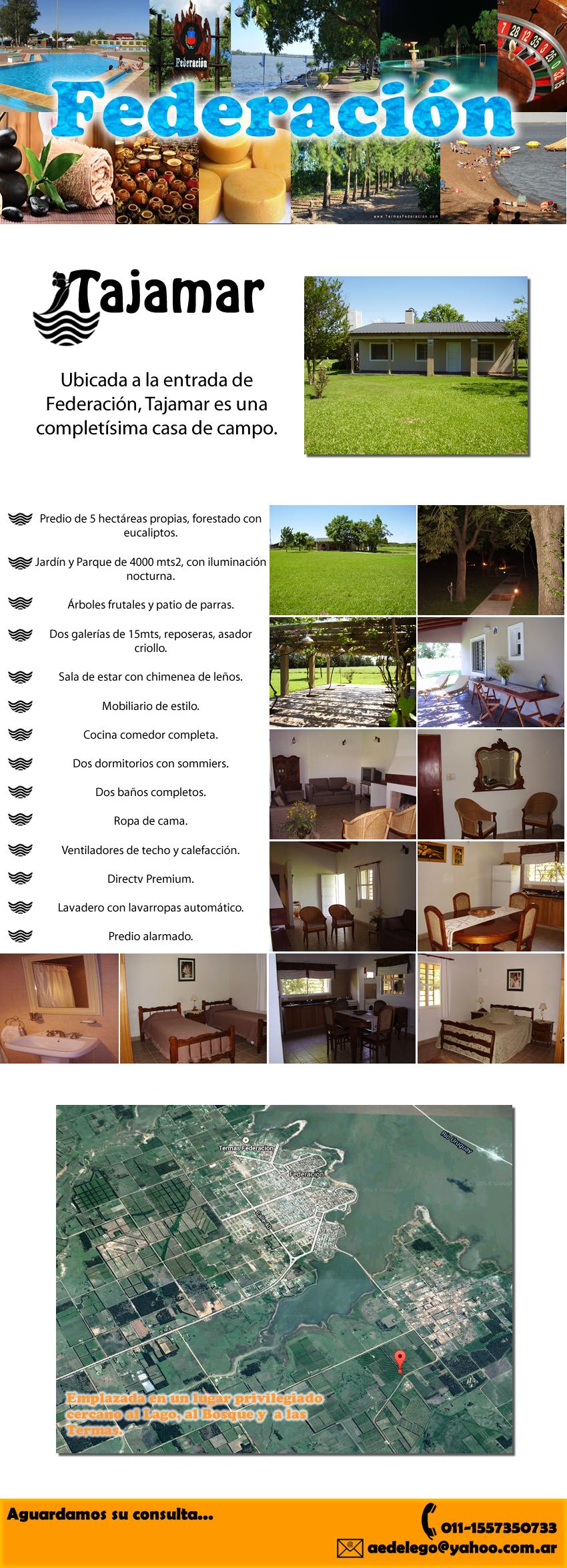 Casa de Campo Federación