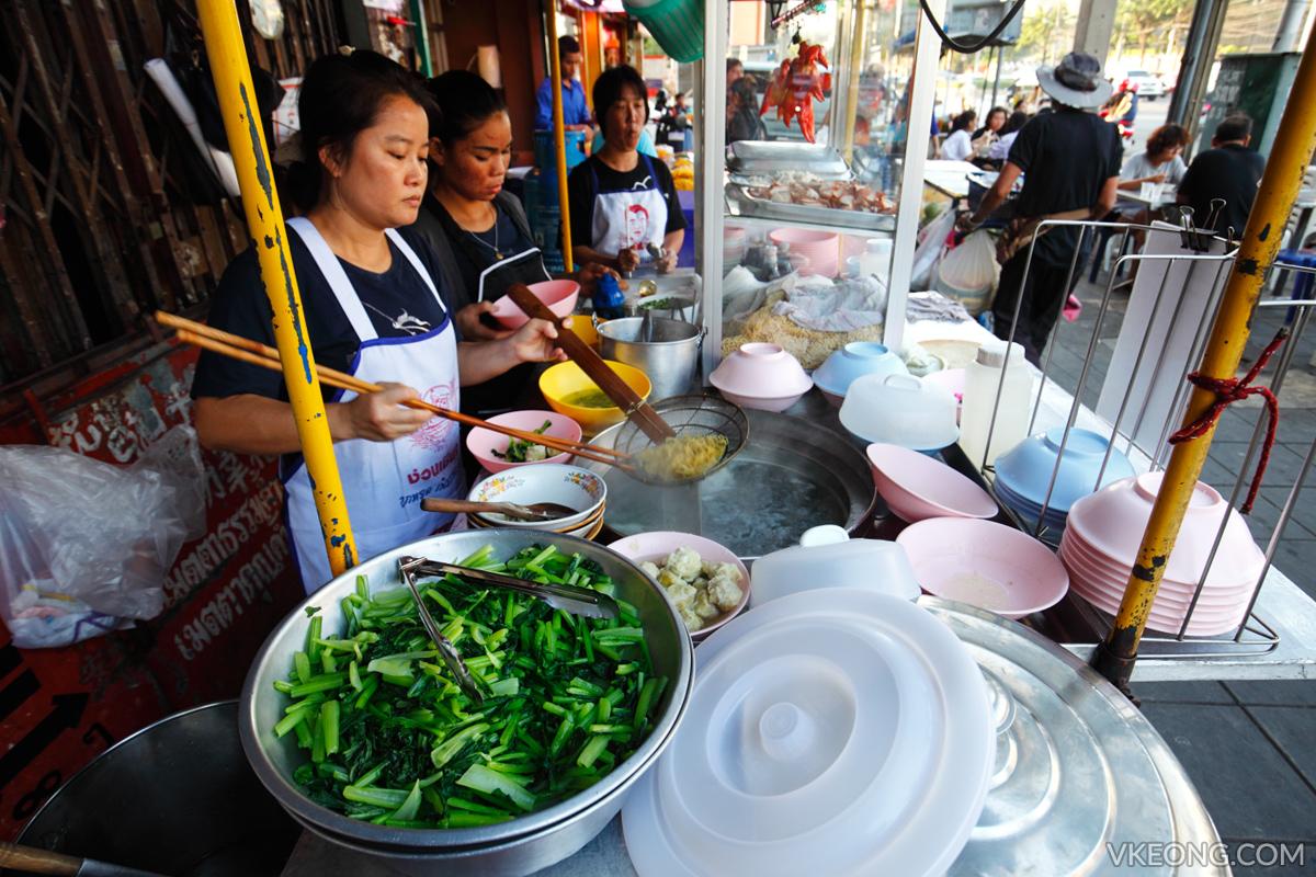 Bangkok Chinatown Yaowarat Ba Mee