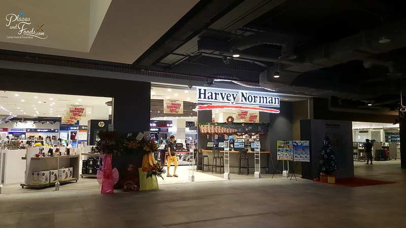 sunway velocity harvey norman
