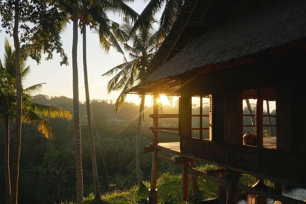 Airbnb_zen hideaway sunrise