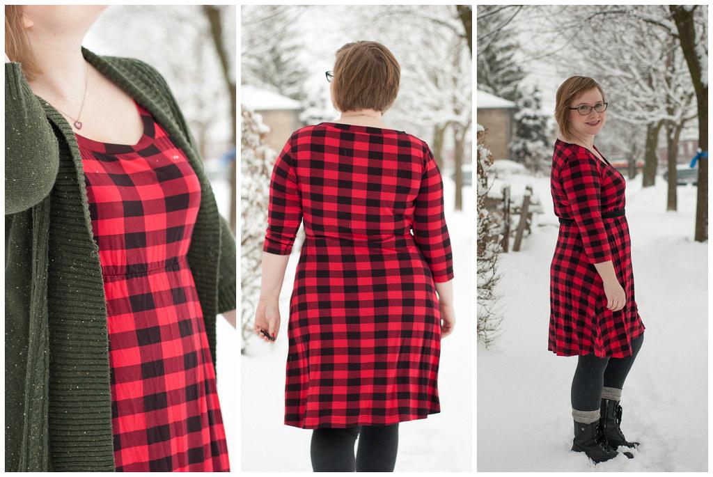 Lumberjane Dress