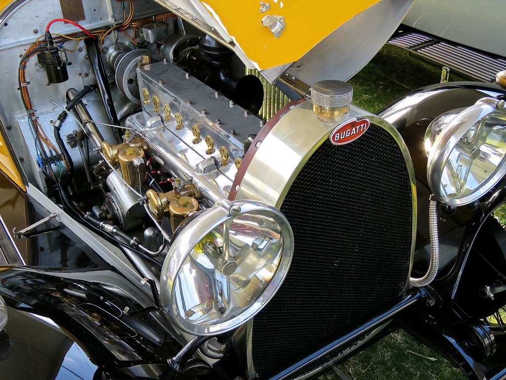 Bugatti Type 30 Tourer 3