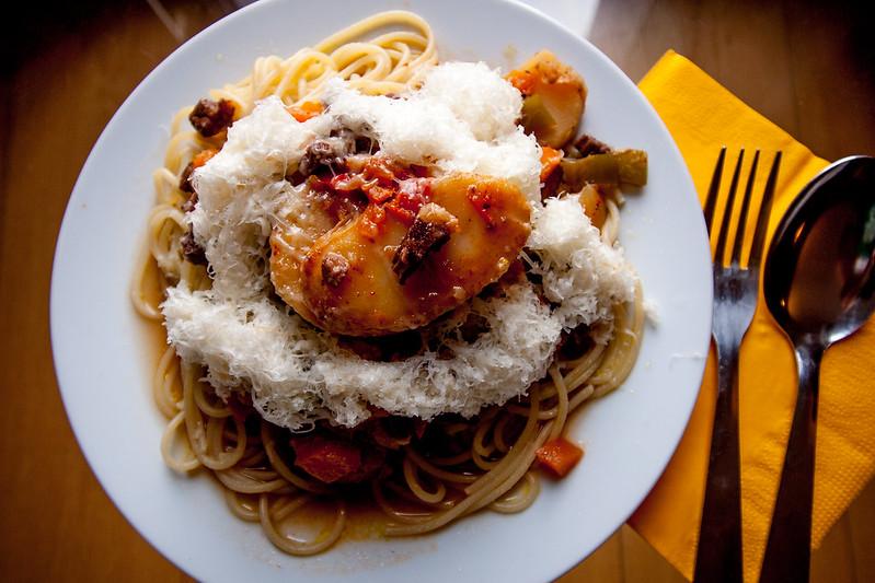 spaghetti basque