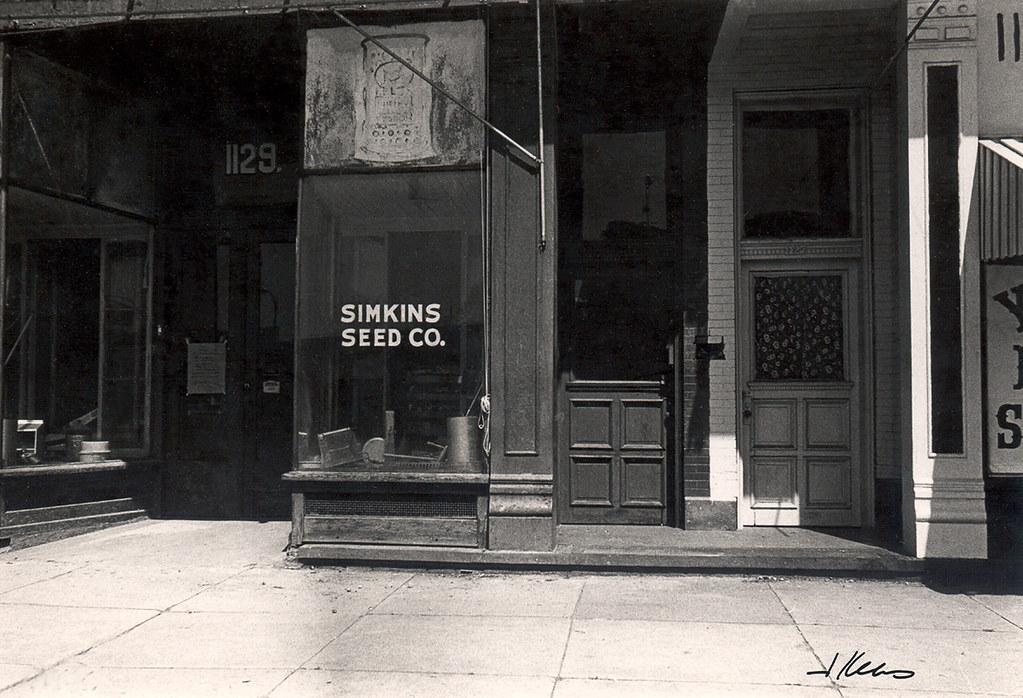 Simkins Seed Co., Augusta, Ga. 1970s