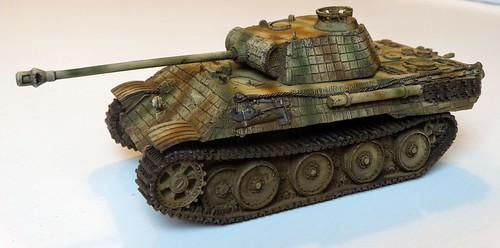 Bolt Action - German Panther & SdKfz 251 Pak36