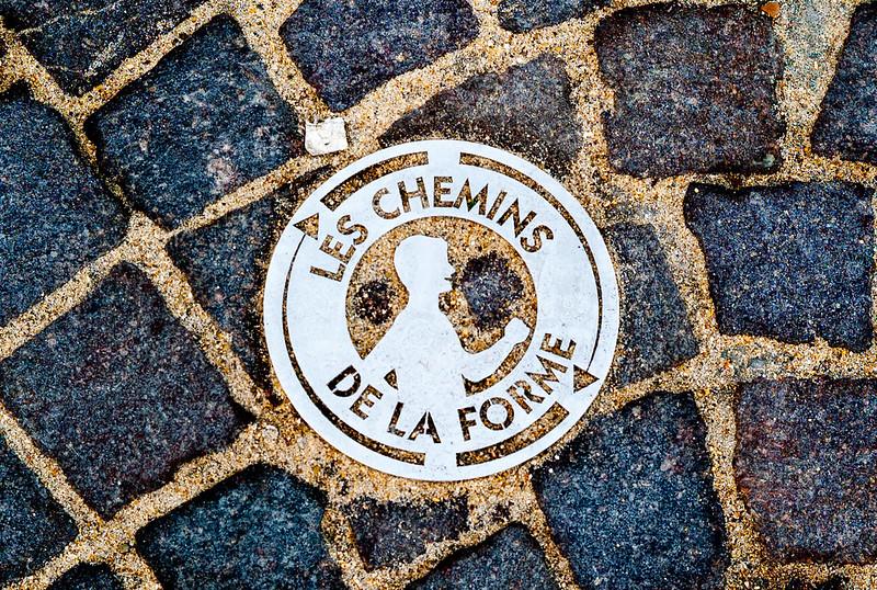 les chemins de la forme, Biarritz