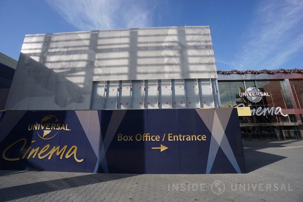 Photo Update: December 10, 2016 - Universal Studios Hollywood