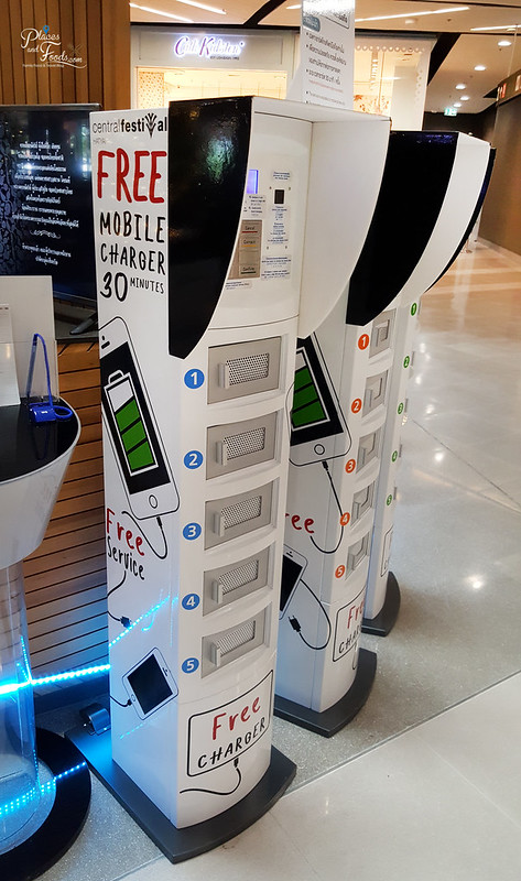 central festival hatyai charging stations