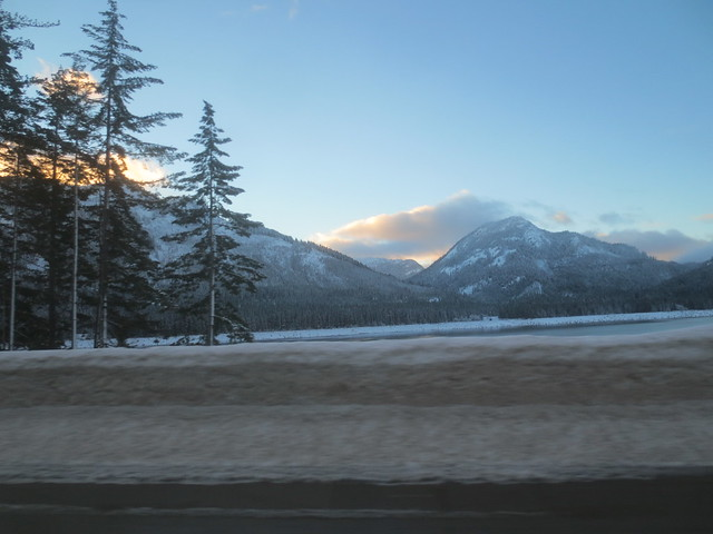 Snoqualmie Pass adjacent