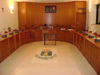 Casamassima- Convocato Consiglio Comunale-sala-consiliare