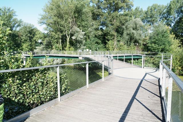 Seerosenbrücke