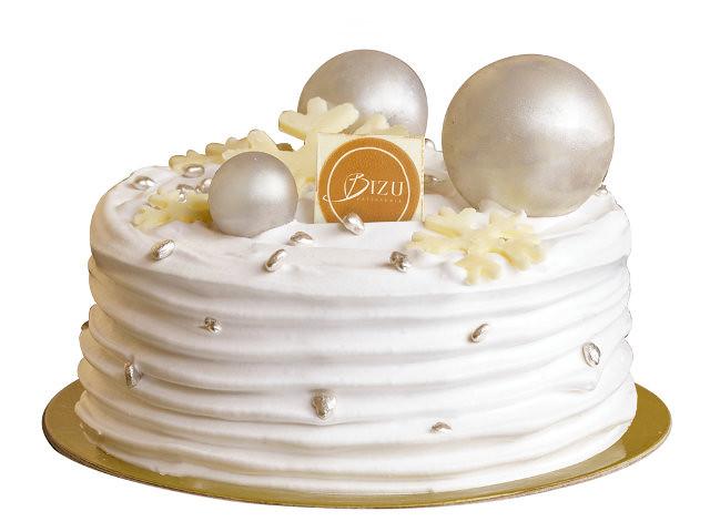 White Truffle Honey Cake