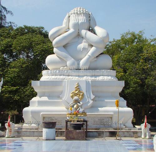 Wat Neranchara Cha-am, Thailand