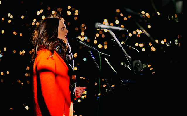 Hitchin - Christmas Lights switch on
