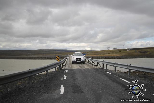 Sultartangalón, Islandia.