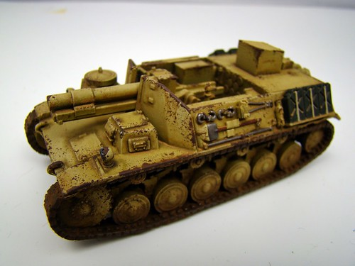 Bolt Action - German Panzer III, Sig33 & Sd.Kfz 250/1
