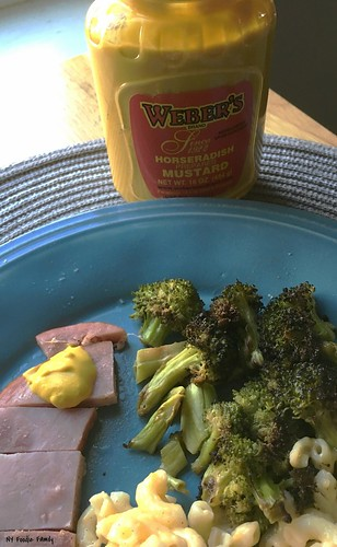 Weber's Horseradish Mustard