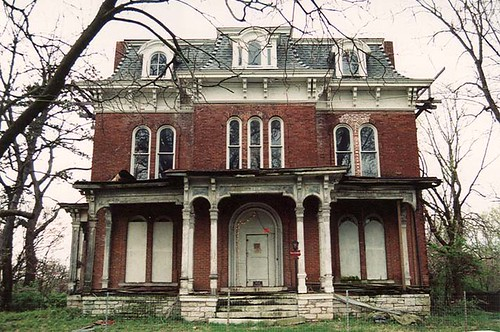 The historic McPike Mansion | by Black.Doll