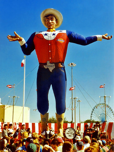 Big Tex, Texas State Fair, Dallas | by StevenM_61