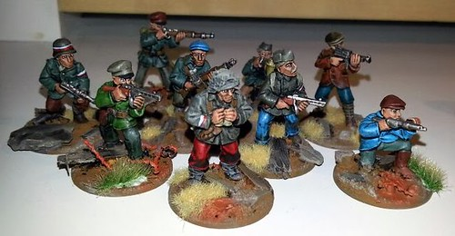 Bolt Action - Partisanen