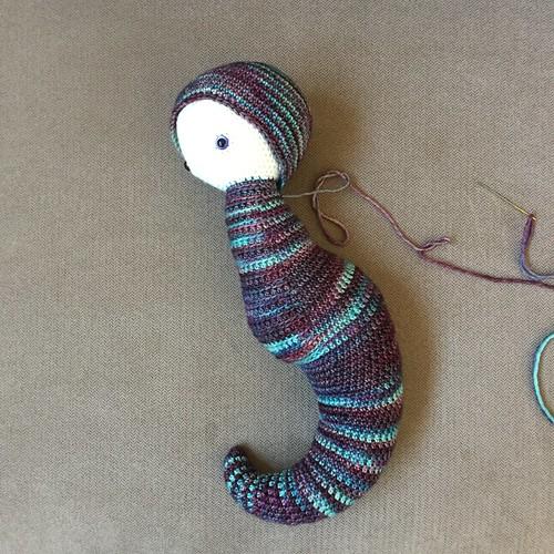 Sepp the Seahorse