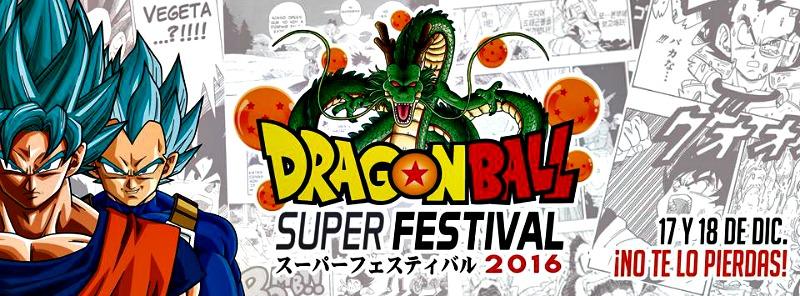 Dragon Ball Super Festival 2016