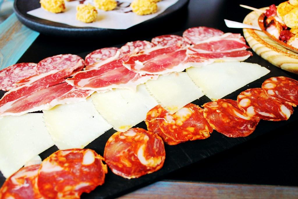 Guia de onde e o que comer em Barcelona - La Sureña e 100 Montaditos