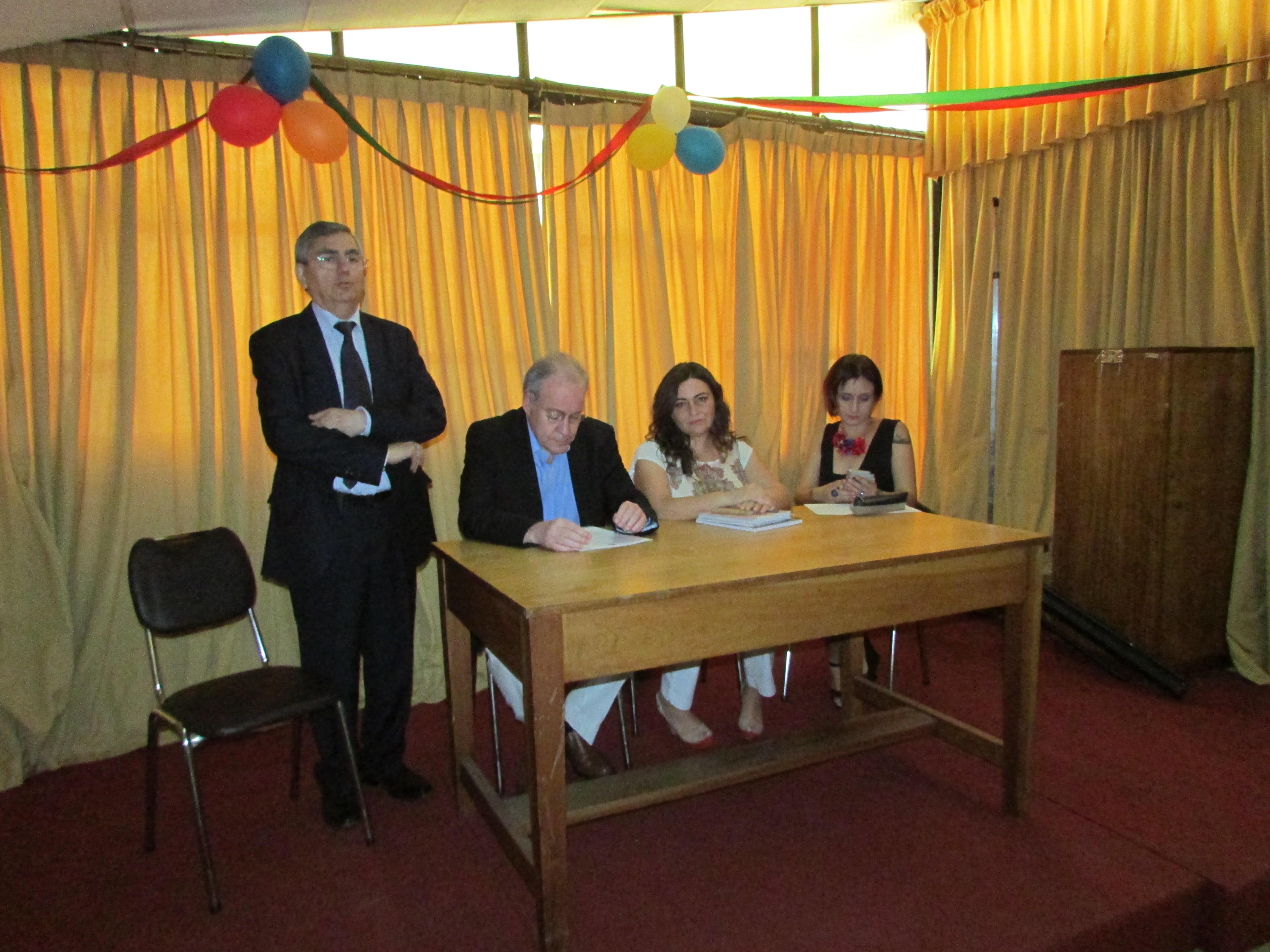 FTH realiza su Asamblea General Ordinaria - 21 Diciembre 2016