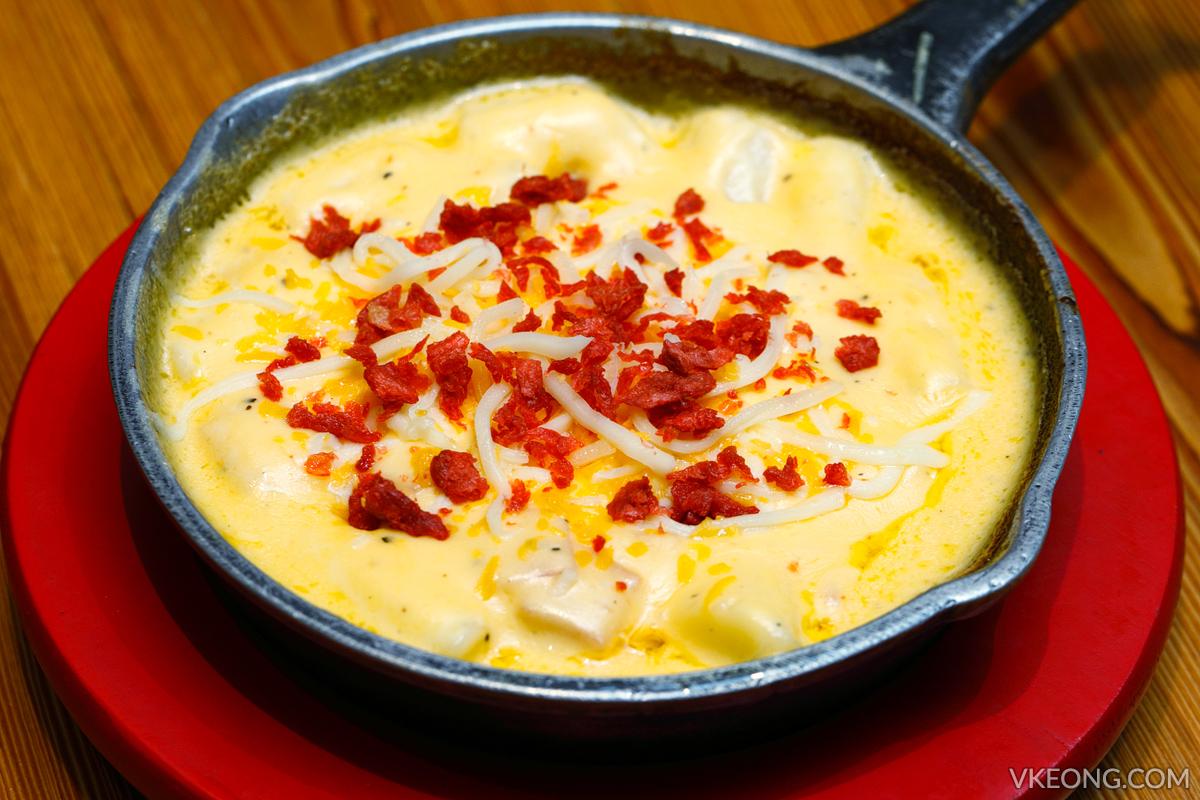 Chir Chir Topokki & Cheese