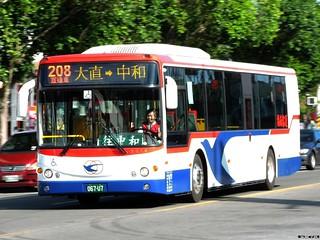 指南客運 208直達 067-U7 20151113