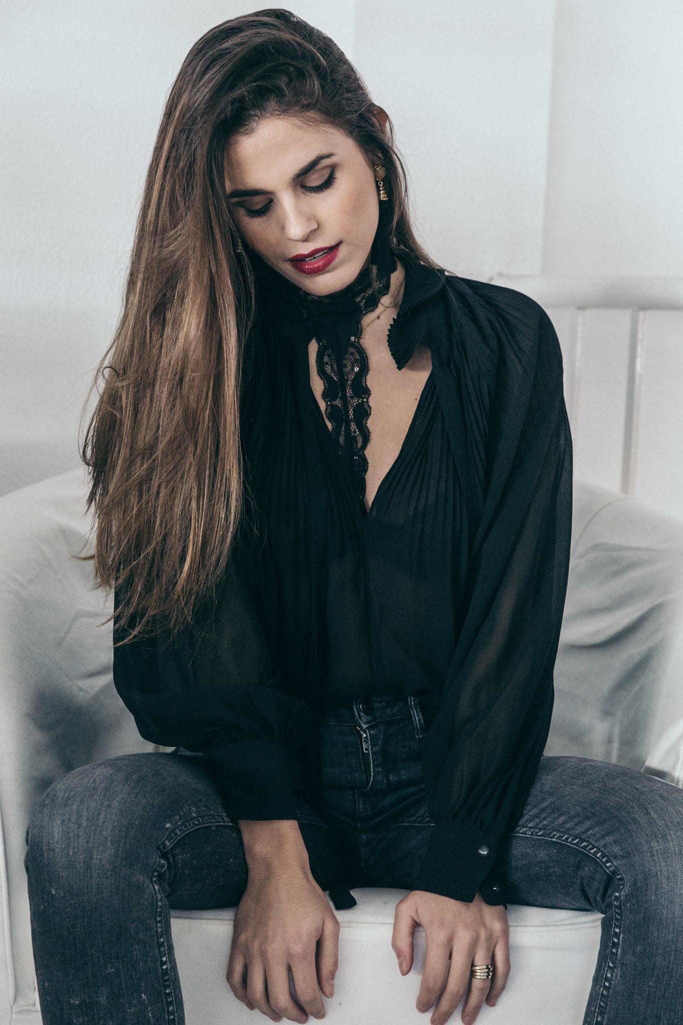 Jessie Chanes - Seams for a desire - WS - Women'secret -14