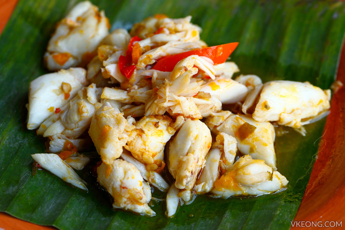 Prik Yuak Chili Crab