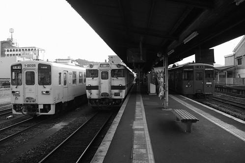 Hita Station on OCT 27, 2015 (2)