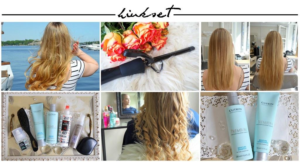 parhaat hiustenhoito- ja kampausvinkit 2016
