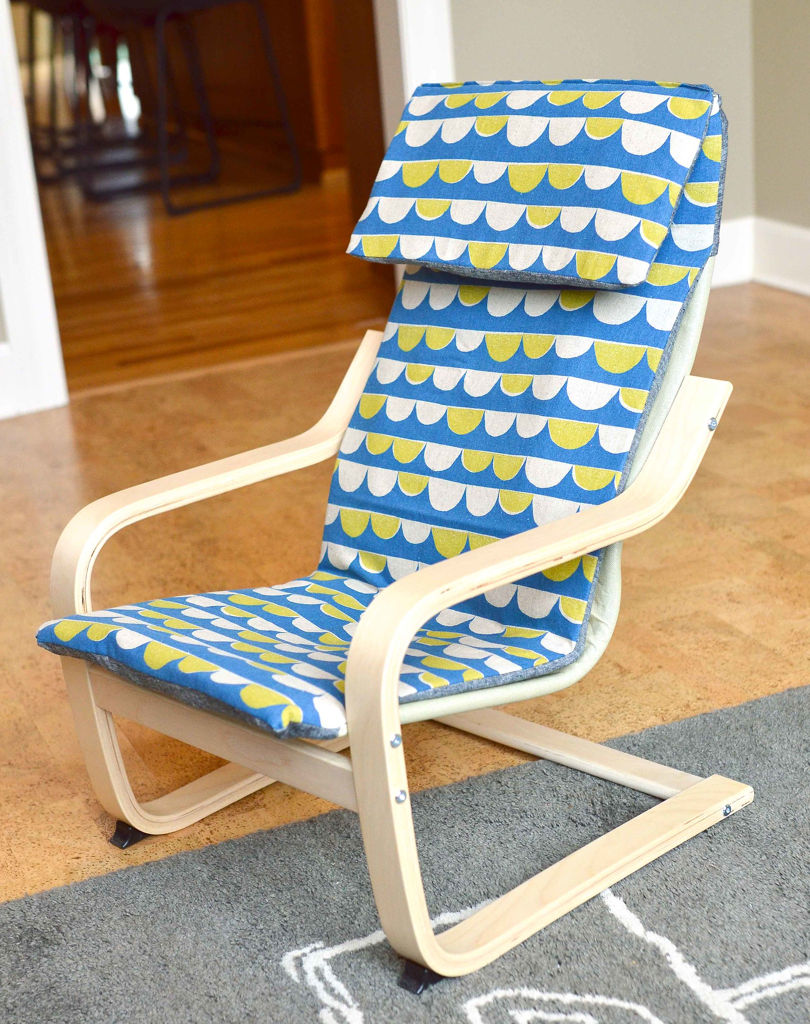 Kids Poang Chair Slipcover
