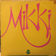 MIKKI:MIKKI(JACKET A)