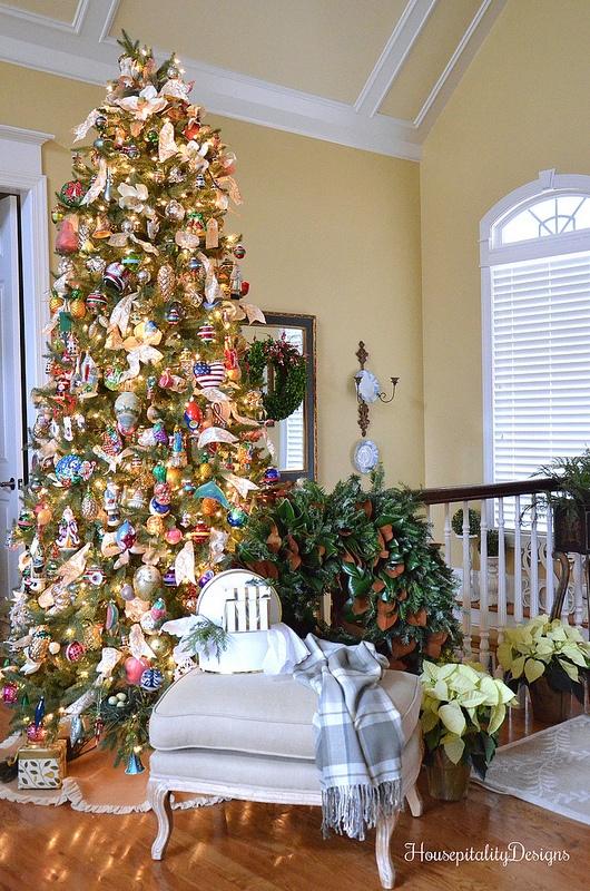 Christmas Tour-Christmas Tree 2016- Housepitality Designs