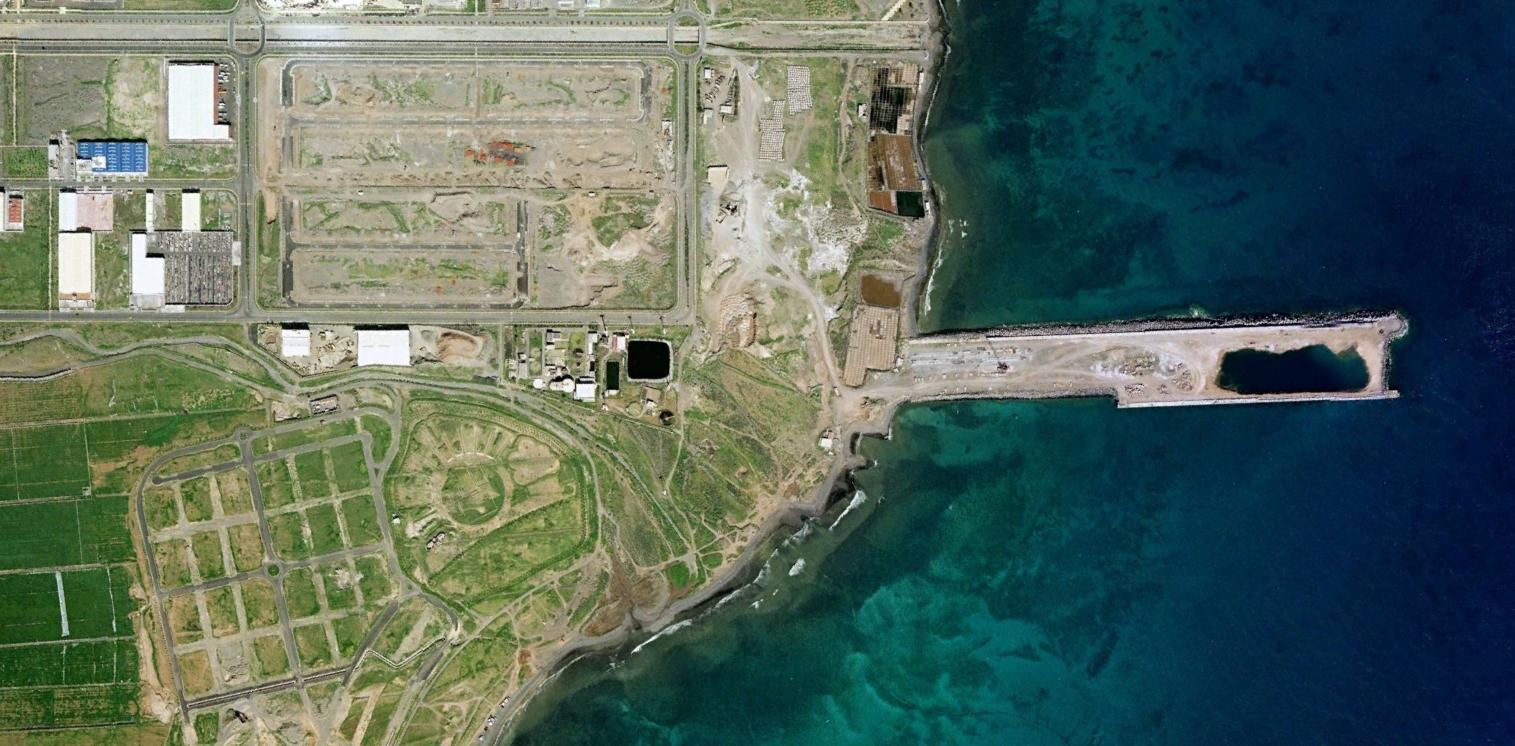Polígono Industrial de Arinaga, Gran Canaria, Las Palmas, nombre de compositor, antes, urbanismo, planeamiento, urbano, desastre, urbanístico, construcción