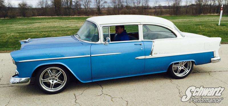 1955–1957 Chevy Tri-Five Chassis - Schwartz Performance