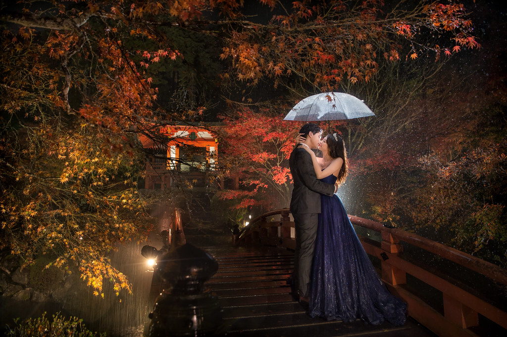 Donfer Photography, EASTERN WEDDING, 東法, 京都婚紗, 楓葉婚紗, 海外婚紗, 藝術婚紗