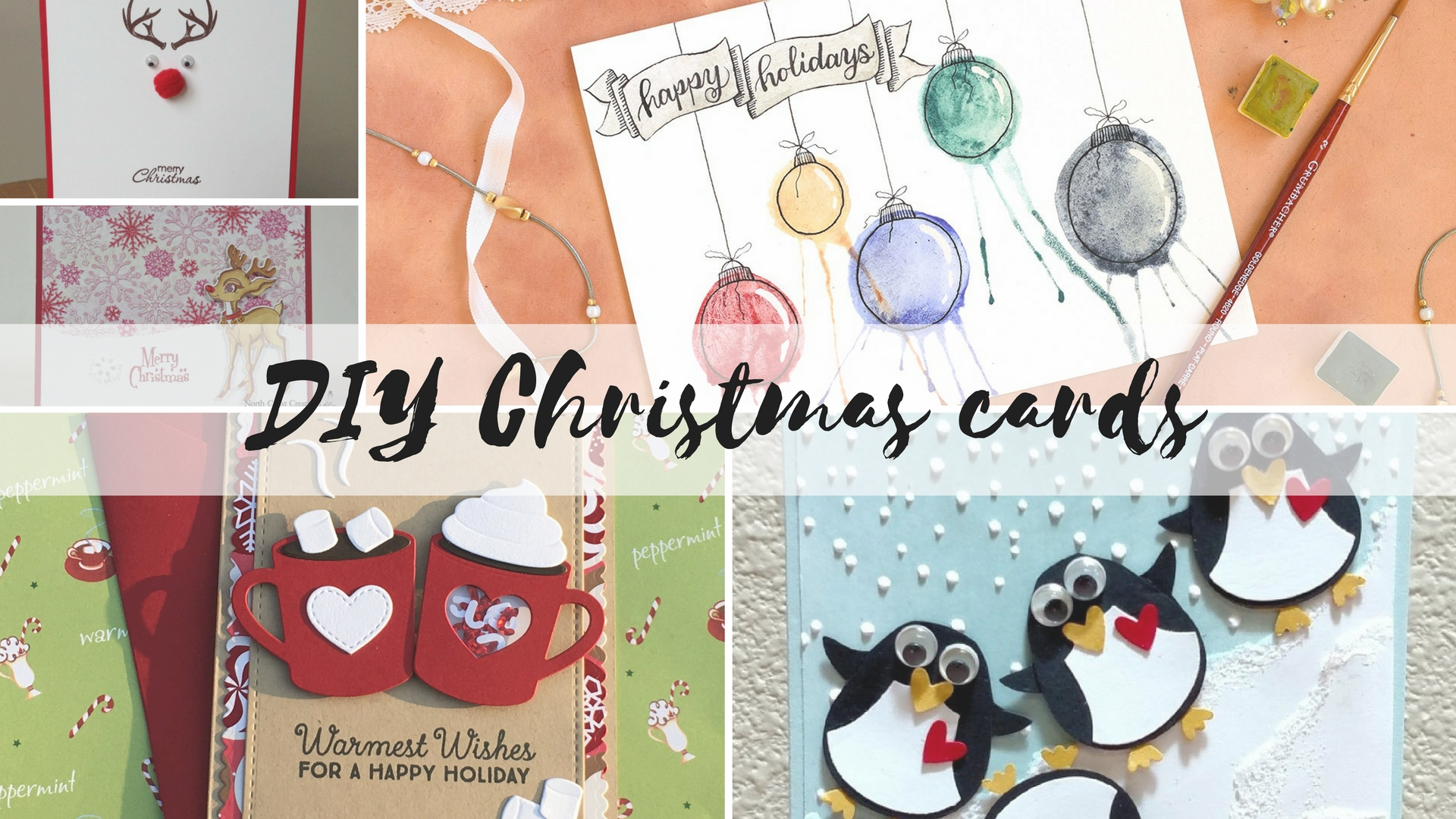 DIY Christmas cards (2)