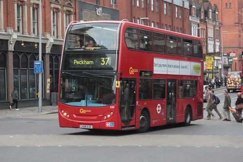 London Central E30 LX06EZE