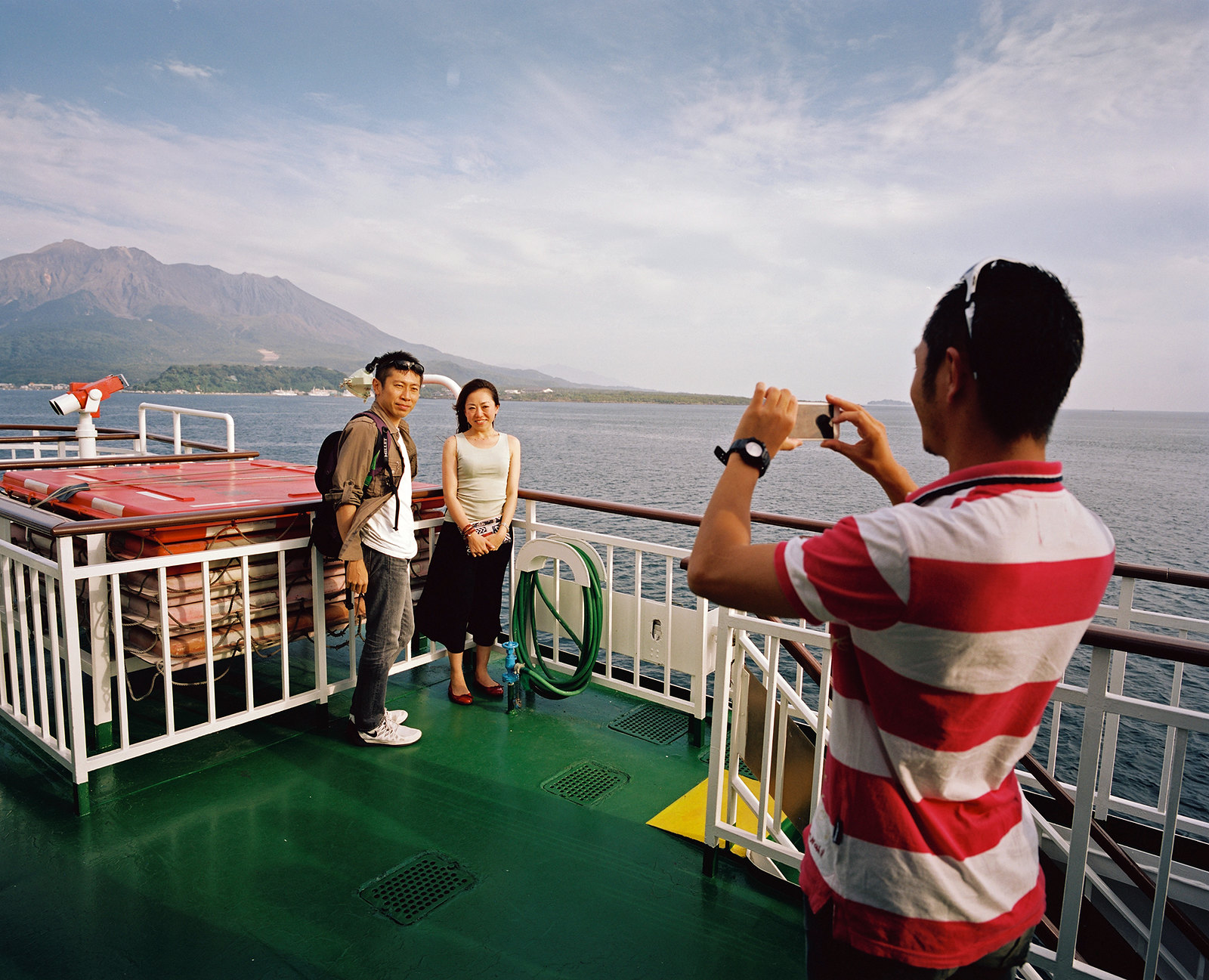 Ferry Photographer & Posers