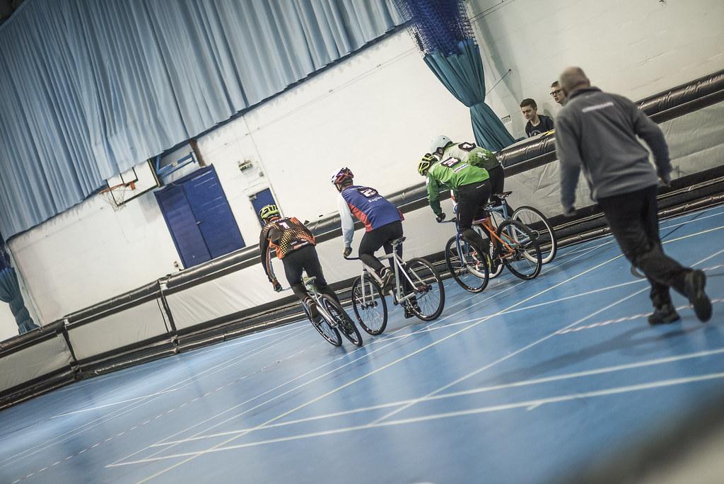 2016 season British Indoor Cycling Speedway Championships