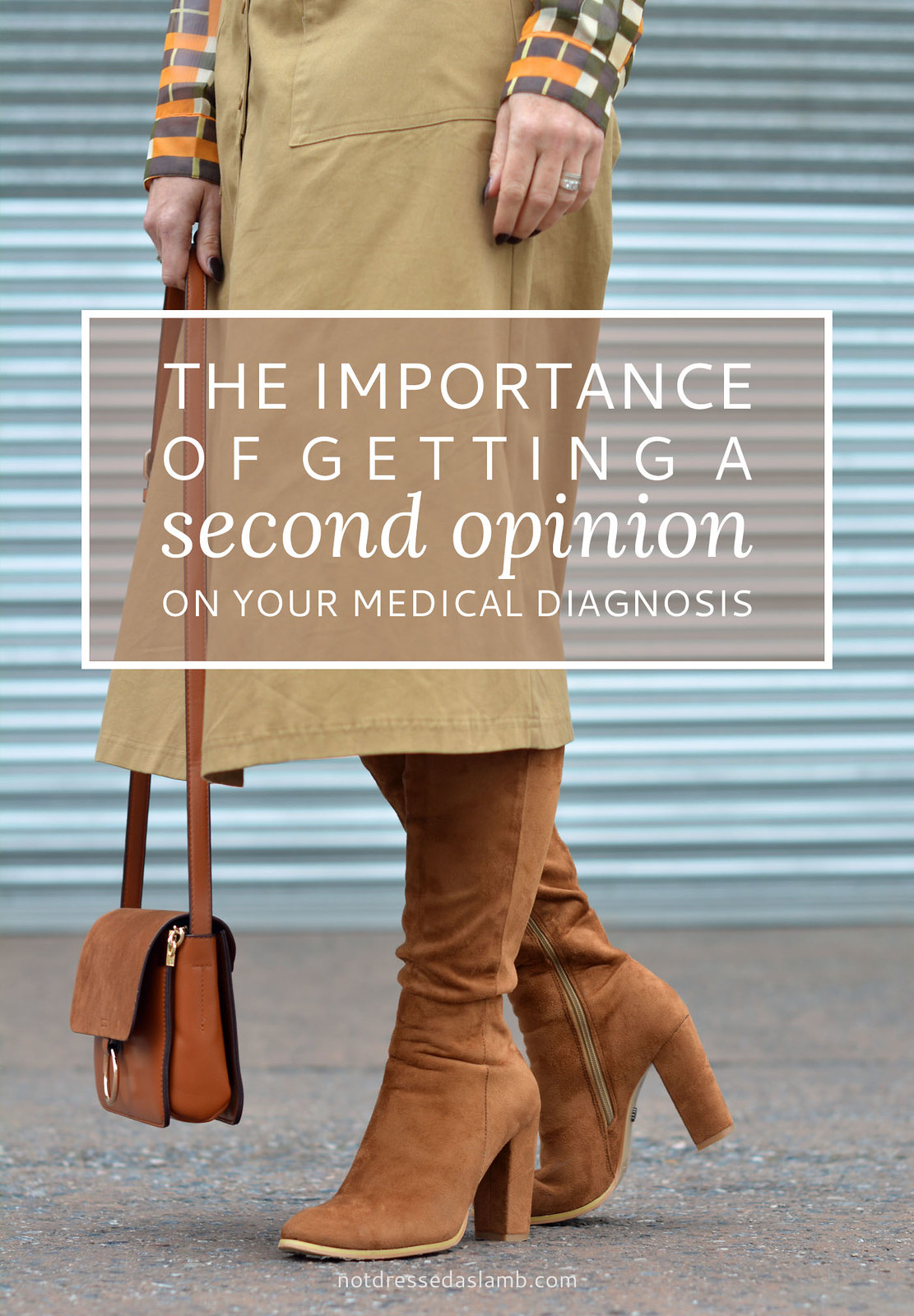 Medical Misdiagnosis: Why it's so important to get a second opinion | Not Dressed As Lamb