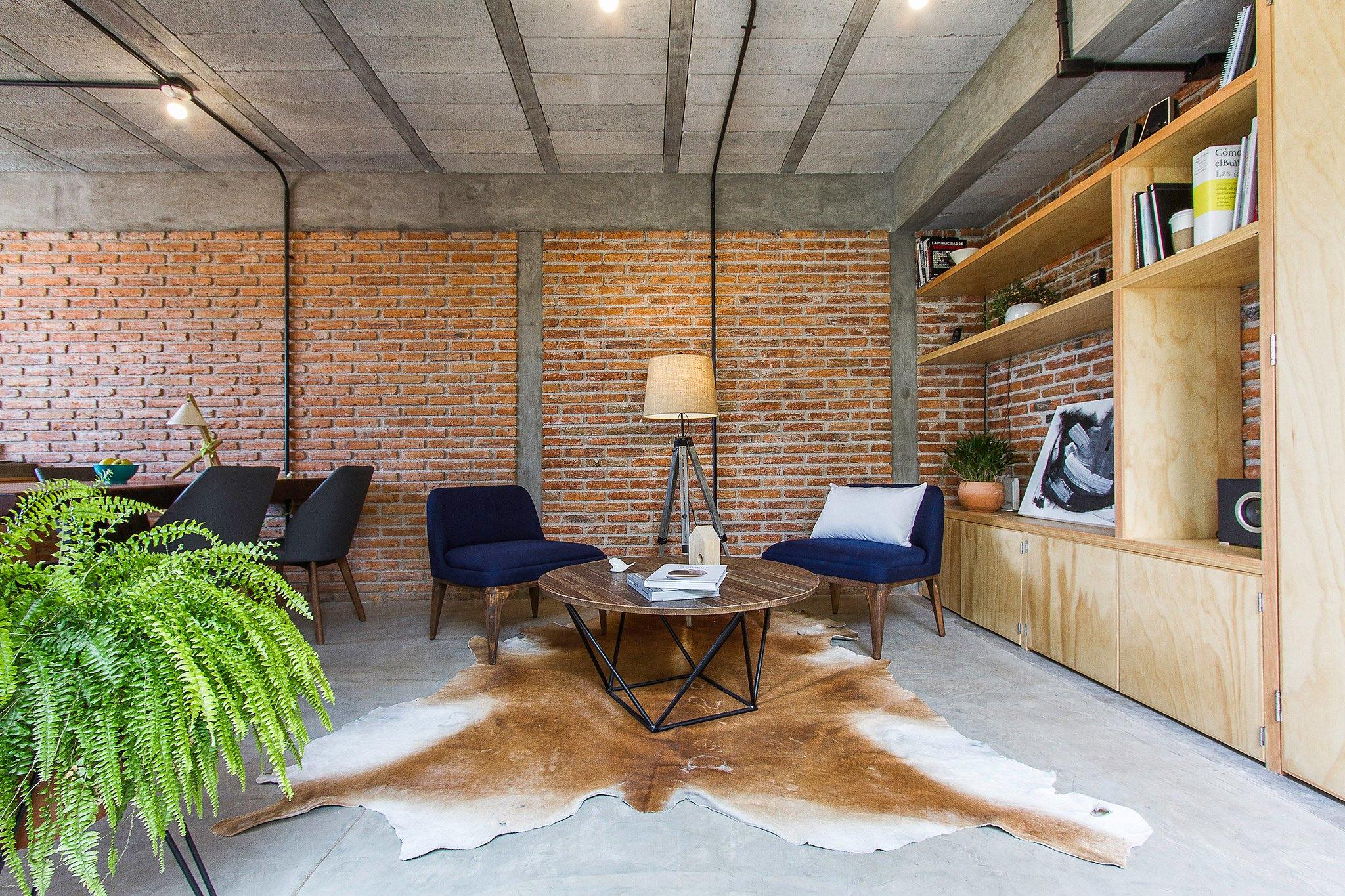 Mexican studio created by Intersticial Arquitectura Sundeno 8