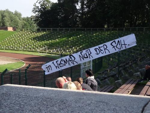 Anker Wismar v Hansa Rostock U21