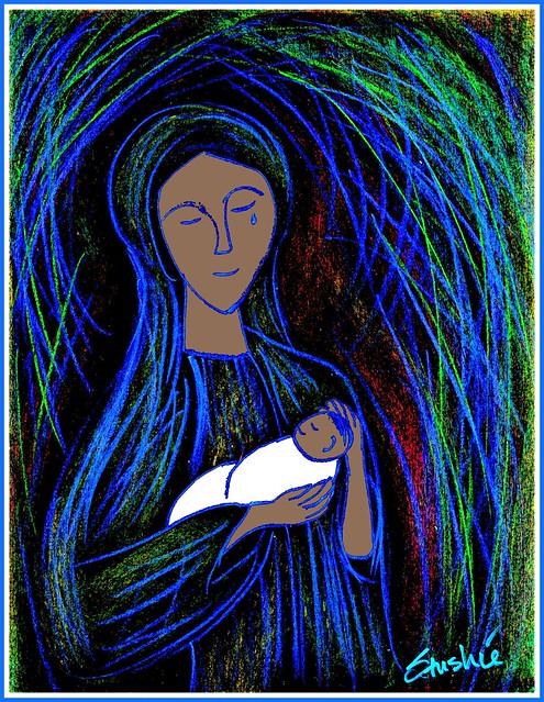 Mary's Tear