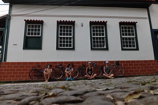 Cicloviagem da Virada